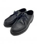 KLEMAN(クレマン)の古着「チロリアンシューズ」 ブラック