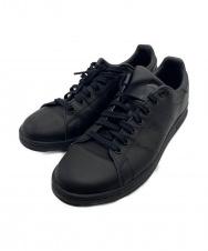 adidas (アディダス) スニーカー ブラック サイズ:26.5cm M20327
