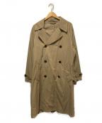 AMERICAN RAG CIE(アメリカンラグシー)の古着「ライトウェイトトレンチコート」|ベージュ