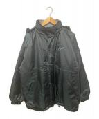 ()の古着「90's中綿ウインドブレーカー」|ブラック