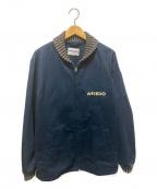 GLAD HAND WEIRDO(グラッドハンドウィアード)の古着「ファラオジャケット」 ネイビー