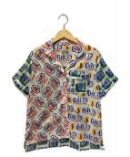 ()の古着「オープンカラーシャツ」