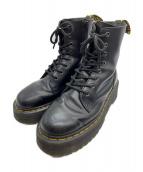 ()の古着「QUAD RETRO JADON 8EYE BOOT」|ブラック