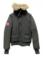 CANADA GOOSE(カナダグース)の古着「CHILLIWACK BOMBER FF」|ブラック