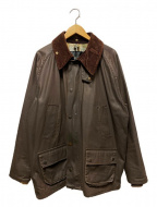 Barbour(バブアー)の古着「A100 BEDALE JACKET」|ブラウン