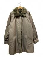 jolipel(ジョリペル)の古着「vintage Euro design outer」|ブラウン