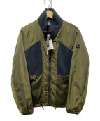 ()の古着「Polar Fleece Jacket」 オリーブ