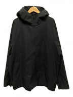HELLY HANSEN(ヘリーハンセン)の古着「Light Stretch Full Zip」 ブラック