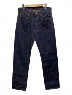 LEVI'S VINTAGE CLOTHING(リーバイスヴィンテージクロージング)の古着「501XXセルビッチデニムパンツ」|インディゴ
