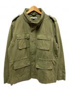 ()の古着「Journey Jacket」 カーキ