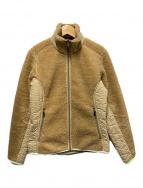 ()の古着「SYNCHILLA レトロXジャケット」|ベージュ