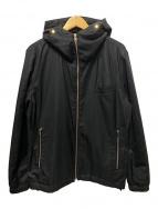 ()の古着「SWITCH SHAWL COLLAR JACKET」|ブラック