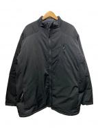 ()の古着「スタンドカラープリマロフトジャケット」|ブラック