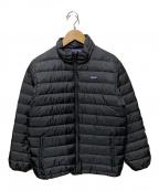Patagonia(パタゴニア)の古着「Boys' Down Sweater」|ブラック