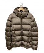 MONCLER(モンクレール)の古着「jersey giubbotto」|ブラウン