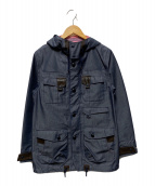 ()の古着「GORE-TEX T/C Mountain Parka」 インディゴ