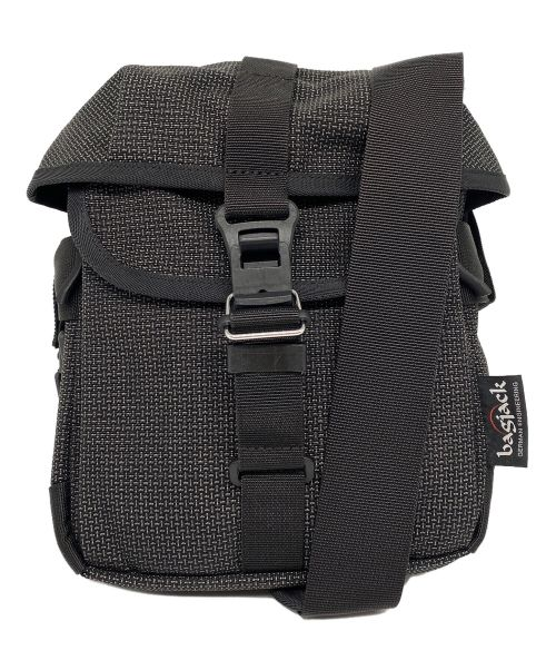 BAGJACK(バッグジャック)BAGJACK (バッグジャック) traveller bag グレーの古着・服飾アイテム