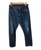 LEVI'S VINTAGE CLOTHING()の古着「復刻デニムパンツ」|インディゴ