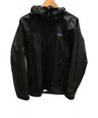 Patagonia(パタゴニア)の古着「トレントシェル3Lジャケット」|ブラック