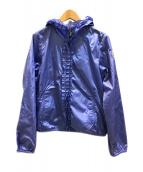 MONCLER(モンクレール)の古着「ナイロンジャケット」|パープル