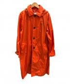 Traditional Weatherwear(トラディショナルウェザーウェア)の古着「PENRITH/ナイロンコート」|オレンジ