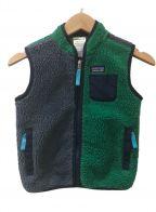Patagonia()の古着「Baby Retro-X Vest」 マルチカラー