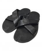GUCCI(グッチ)の古着「サンダル」|ブラック