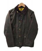 ()の古着「SL BEDALE WINDOW PANE CHECK」 ブラウン