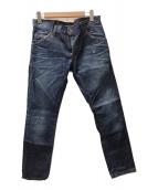 ()の古着「デニムパンツ」|インディゴ