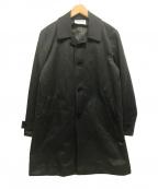 VINCENT ET MIREILLE(ヴァンソンエミレイユ)の古着「ライナー付きステンカラーコート」 グレー