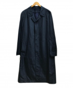 Christian Dior MONSIEUR(クリスチャンディオールムッシュ)の古着「ステンカラーコート」|ネイビー
