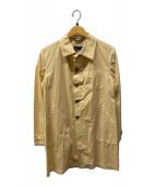 ()の古着「ショップコート」|ベージュ