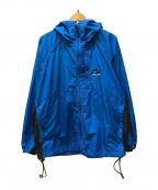 NIKE ACG(ナイキエージーシー)の古着「フーデッドジャケット」 ブルー