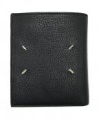 Maison Margiela 11(メゾンマルジェラ 11)の古着「Zip Wallet 2つ折り財布」|ブラック