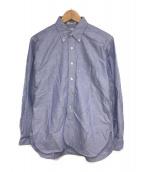 ()の古着「オックスボタンダウンシャツ」|ライトブルー