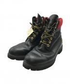 Timberland(ティンバーランド)の古着「ブーツ」|ブラック