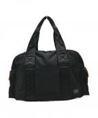 PORTER(ポーター)の古着「BOSTON BAG(L)」|ブラック