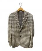 L.B.M.1911(ルビアム1911)の古着「アンコンジャケット」|アイボリー