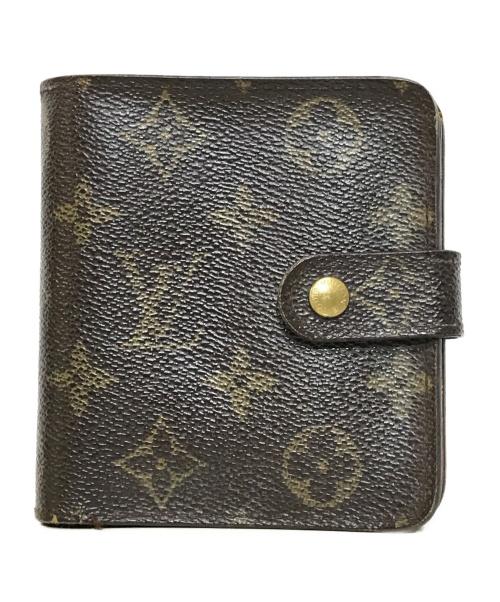 LOUIS VUITTON(ルイ ヴィトン)LOUIS VUITTON (ルイ ヴィトン) 2つ折り財布 サイズ:- モノグラム M61667 MI0072の古着・服飾アイテム
