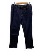 ()の古着「クライミングデニムパンツ」|インディゴ