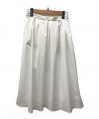 martinique()の古着「ミディスカート」|ホワイト
