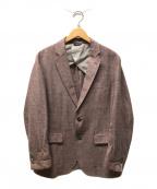LANVIN COLLECTION(ランバンコレクション)の古着「テーラードジャケット」|ブラウン