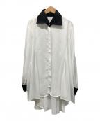 NARA CAMICIE(ナラカミーチェ)の古着「ブラウス」 ホワイト