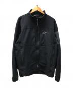 ARCTERYX(アークテリクス)の古着「Gamma MX Jacket/ソフトシェルジャケット」|ブラック