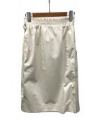 ()の古着「ヴィンテージラップスカート」|ホワイト