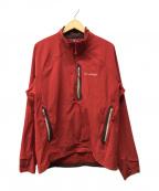 mont-bell(モンベル)の古着「クラッグジャケット」|レッド