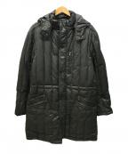 LACOSTE(ラコステ)の古着「ダウンコート」|ブラック