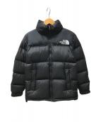 ()の古着「ヌプシジャケット」|ブラック