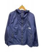 ()の古着「ナイロンデニムコンパクトジャケット」|インディゴ