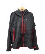 Berghaus(バーグハウス)の古着「ジップアップジャケット」|ブラック
